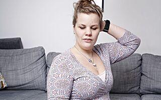 Terese fikk sitt første store epilepsianfall som 23-åring