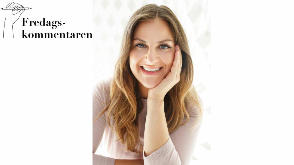 <strong>MENINGER:</strong> KK.no-journalist Malini Gaare Bjørnstad skulle bytte ut TV-titting med boklesing i 14 dager - det gikk ikke helt som planlagt. Foto: KK.no