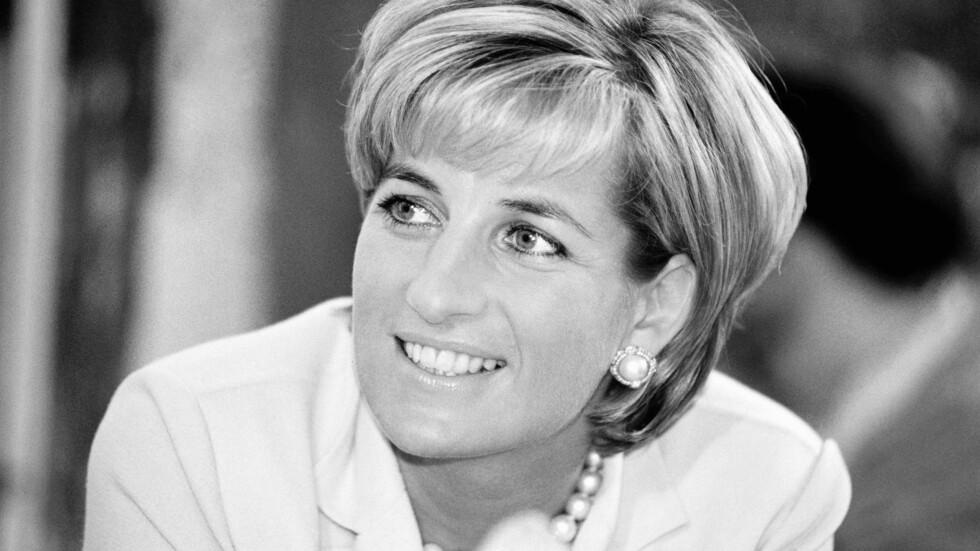 <strong>PRINSESSE DIANA DØD:</strong> Tobarnsmoren prinsesse Diana av Wales ble bare 36 år. Den 31. august 1997 omkom hun som følge av en bilulykke i Paris. Foto: NTB Scanpix