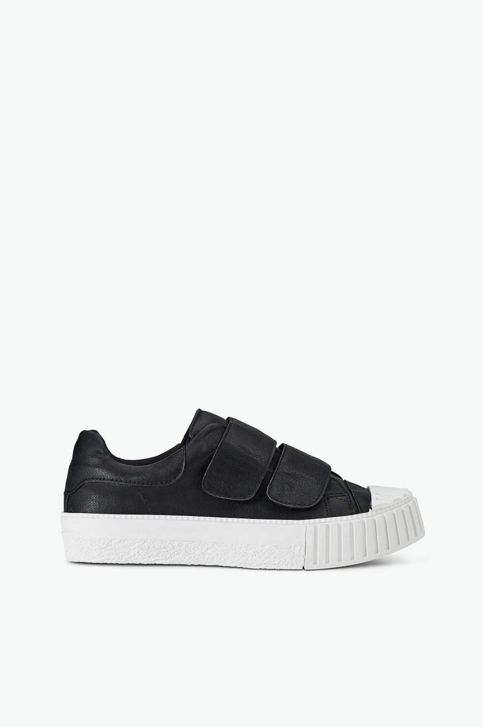 Sorte sneakers fra Ellos Shoes |kr 549 | http://apprl.com/sv/pd/4MNq/