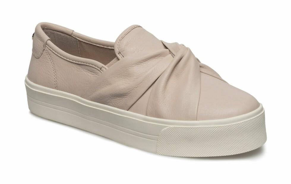 Beige Loren sneakers fra Kurt Geiger |kr 1299 | http://apprl.com/sv/pd/4MNa/