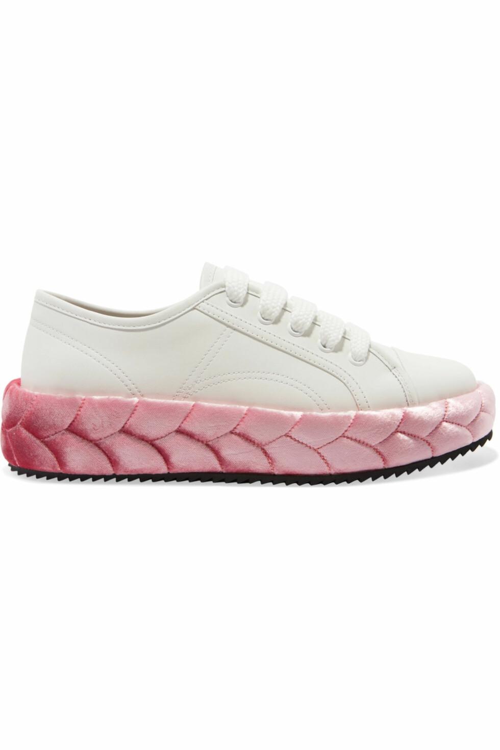 Sneakers med flettesåle fra Marco De Vincenzo |kr 6400 | http://apprl.com/sv/pd/4MNt/