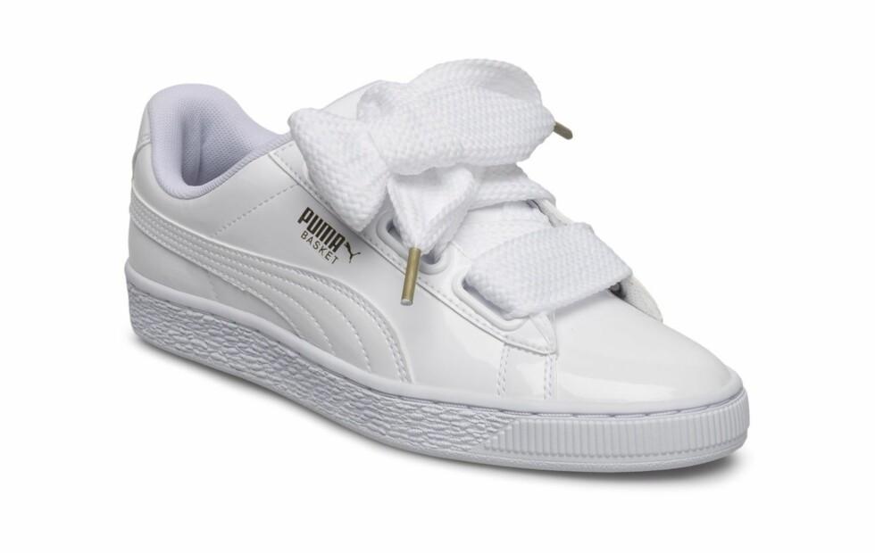 Hvite sneakers fra Puma |kr 900 | http://apprl.com/sv/pd/4MNb/