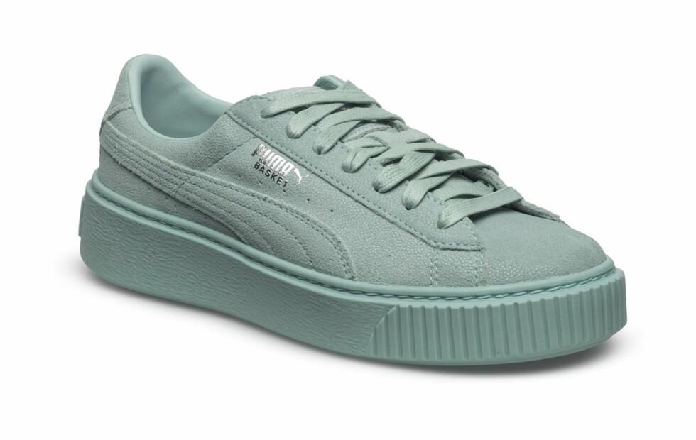 Turkise sneakers fra Puma |kr 1000 | http://apprl.com/sv/pd/4MNV/
