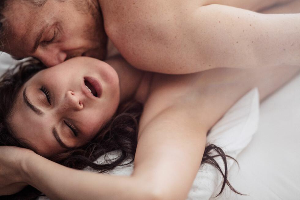 TO TYPER: Det finnes to typer orgasmehodepiner, og den vanligste kan være svært kraftig. Foto:  Jacob Lund / Shutterstock / NTB scanpix