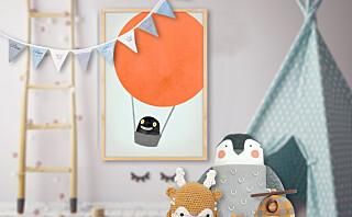 Slik styler du barnerommet med norsk design!