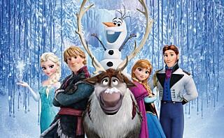 Anna og Elsa skulle egentlig ikke være søstre!