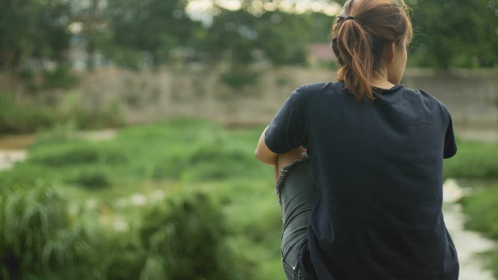 SELVSKADING: For «Cecilie» ble selvskadingen en måte å overleve på, før hun etter mange år fant en sunn måte å takle de innvendige smertene på. (Dette er et illustrasjonsbilde)  Foto: Shutterstock / champ_nitirak