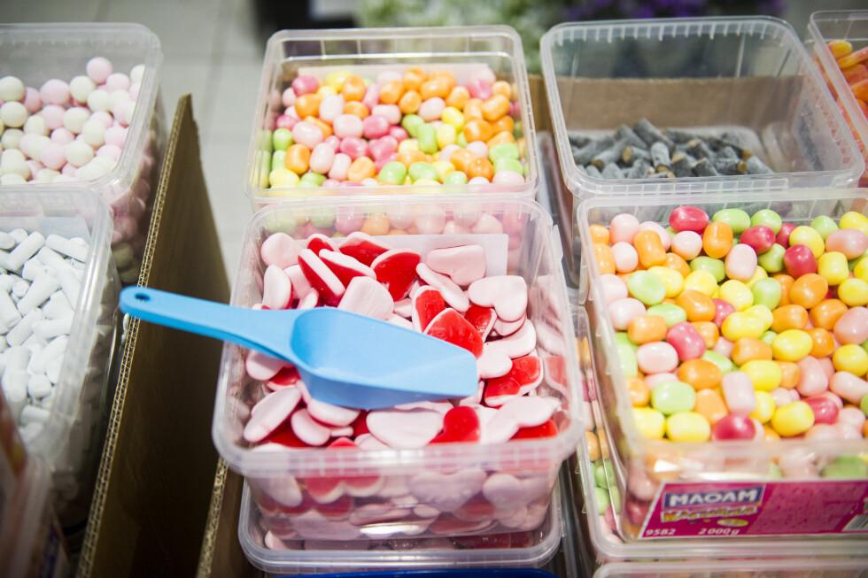 PRISKRIG: I fjor dumpet flere butikker prisene på smågodt til 2,90 kroner per hekto.  Foto: NTB scanpix