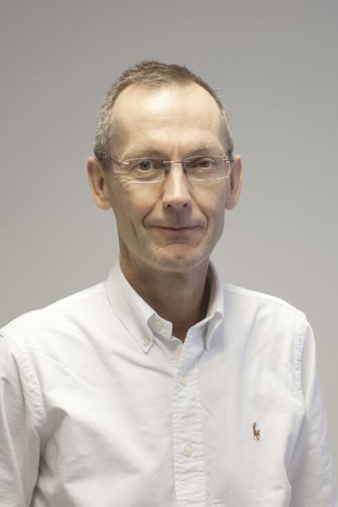 EKSPERTEN: Jøran Hjelmesæth, professor i medisin ved Universitetet i Oslo og leder for Senter for sykelig overvekt ved Sykehuset i Vestfold.  Foto: Sykehuset i Vestfold