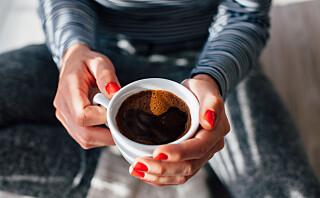 - Kaffe om morgenen fungerer ikke