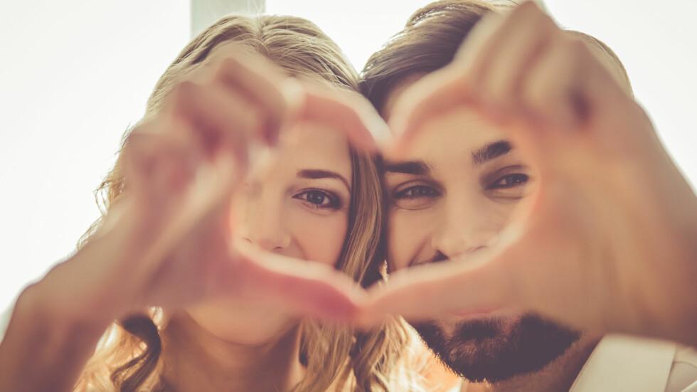 PARFORHOLD: Det er bra at par ønsker å tilbringe tid sammen og være tette, men dere bør også skape rom for andre mennesker og opplevelser alene. Foto: Shutterstock / George Rudy