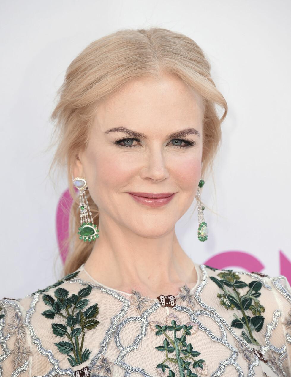 JUNI: «Big Little Lies»-skuespiller Nicole Kidman fyller 50 år 20. juni. Foto:  Foto: NTB Scanpix