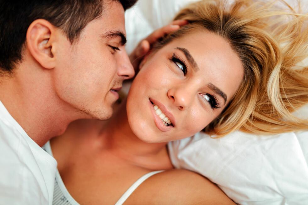 FYLLESEX: Alkohol kan øke sexlysten, men ikke evnen. Både menn og kvinner har vanskeligere for å få orgasme ved fyllesex. Foto: Shutterstock / nd3000