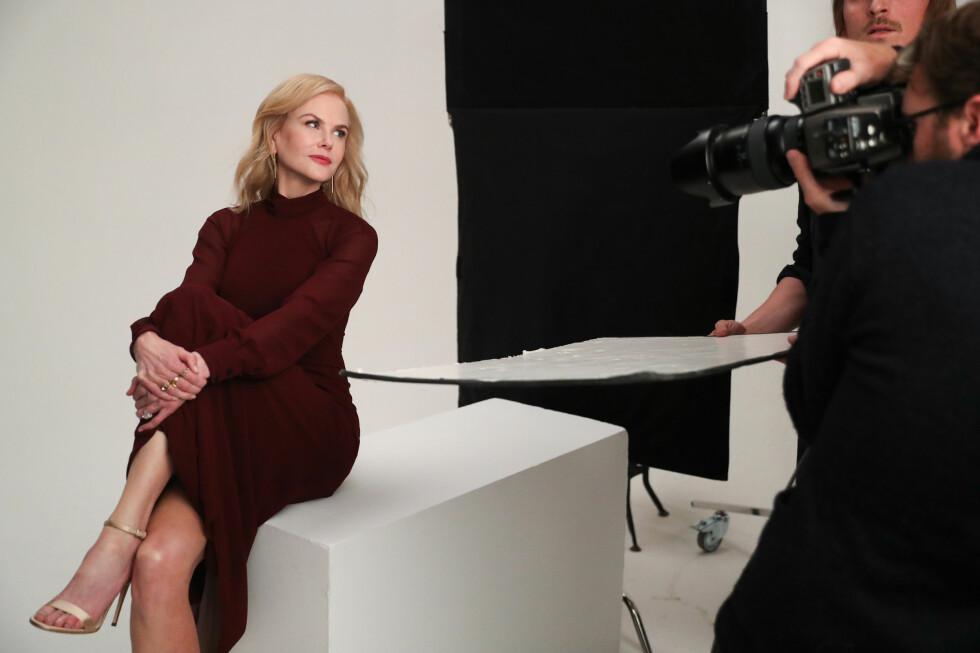 STILL GOING STRONG: Den australske skjønnheten Nicole Kidman har hatt et knallår i år - hun har blant annet gjort suksess i HBO-serien «Big Little Lies» og i den Oscar-nominerte filmen «Lion». 20. juni fyller hun 50 år! Foto:  Foto: NTB Scanpix