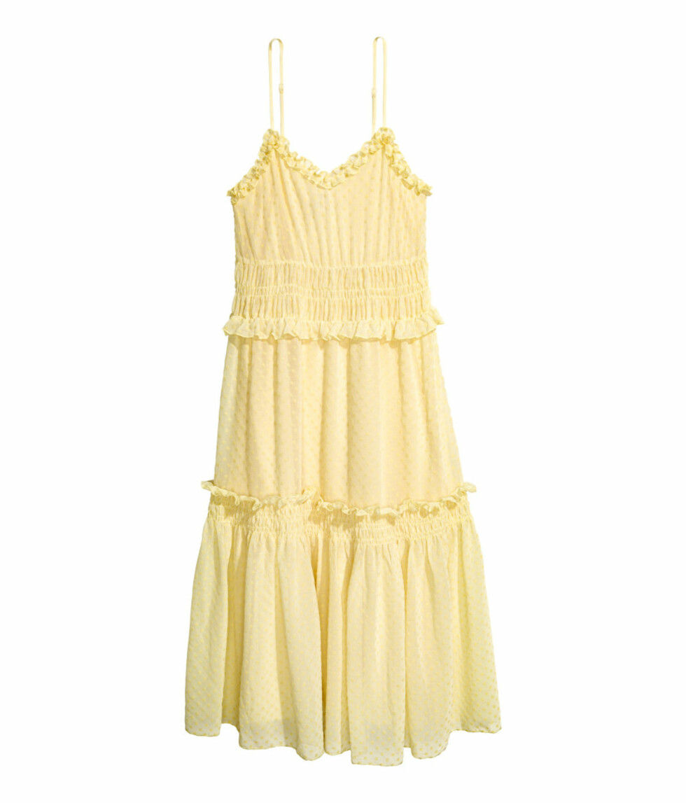 <strong>Kjole fra H&M | kr 599 | http:</strong>//www.hm.com/no/product/68281?article=68281-C