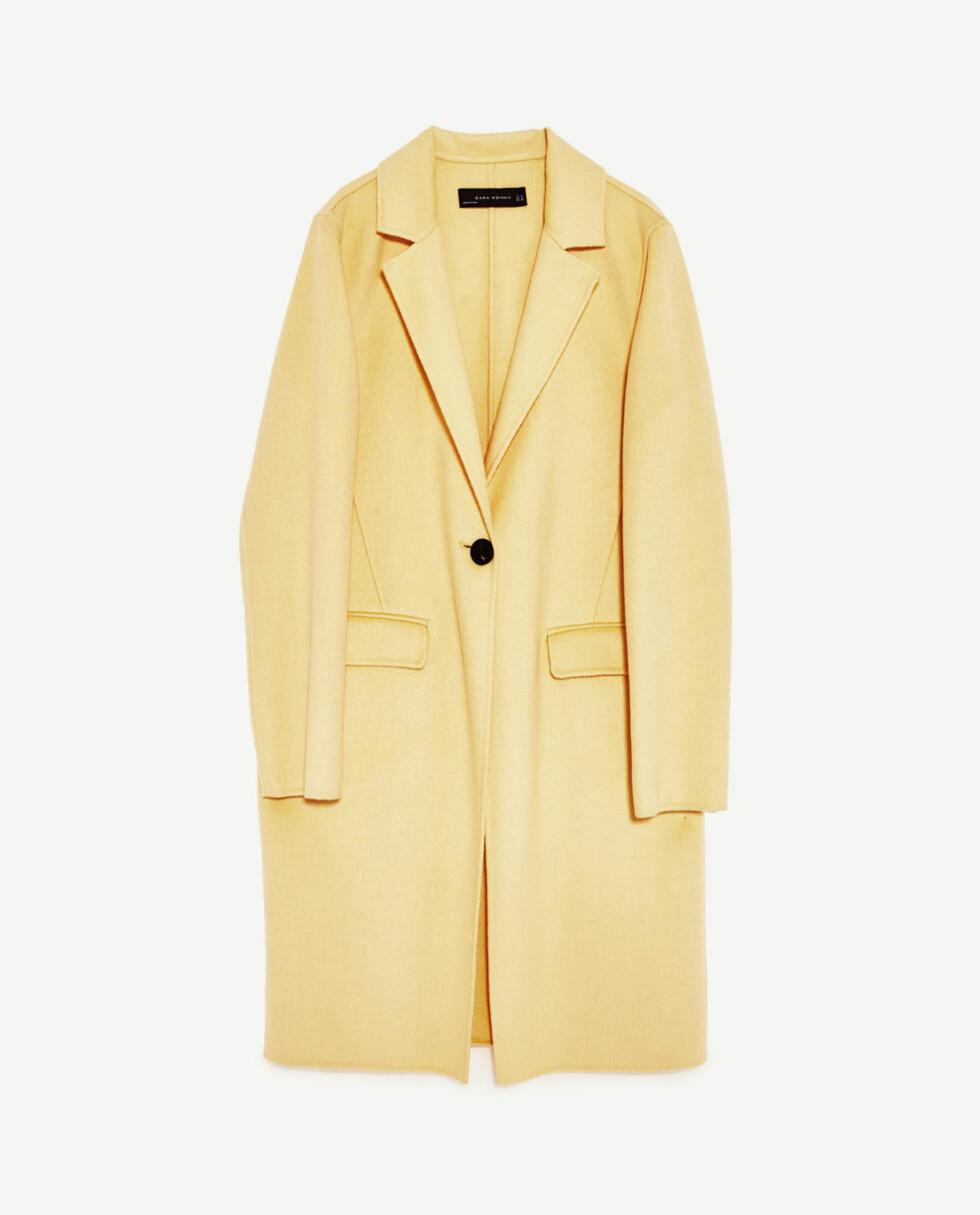 <strong>Kåpe fra Zara | kr 1199 | https:</strong>//www.zara.com/no/no/dame/bukser/culottes/cropped-bukse-med-knyteb%C3%A5nd-i-siden-c718504p4326554.html