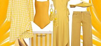 18 gule plagg til påsken