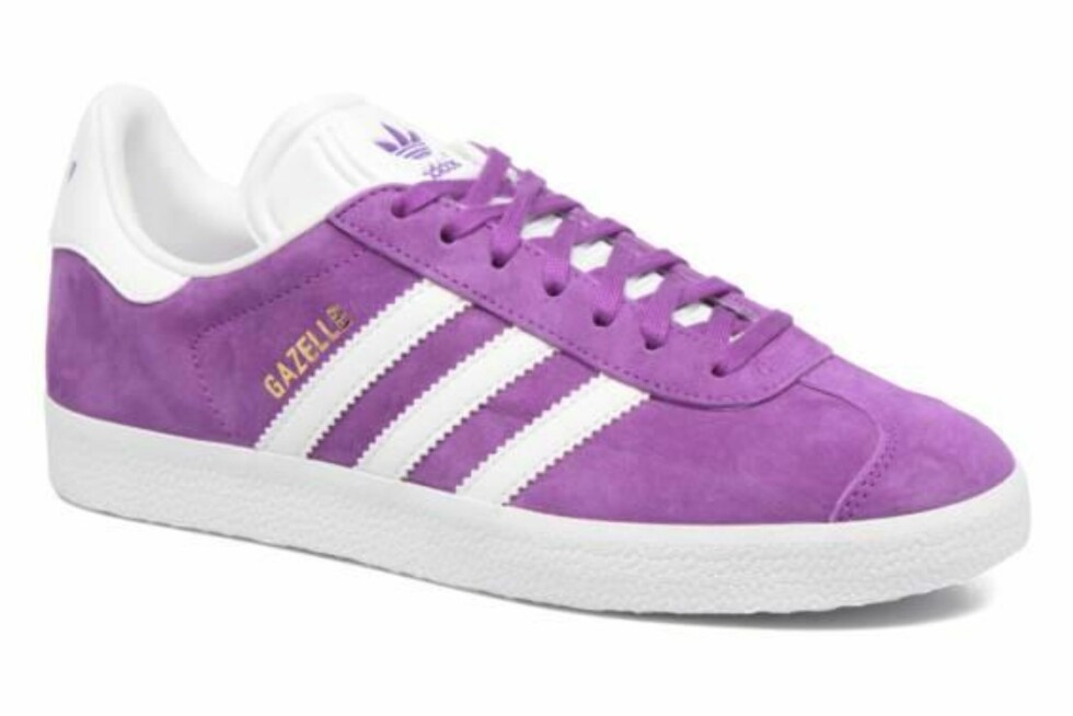 Sneakers fra Adidas via Sarenza.no   kr 925   http://www.sarenza.no/adidas-originals-gazelle-w-s839145-p0000139444
