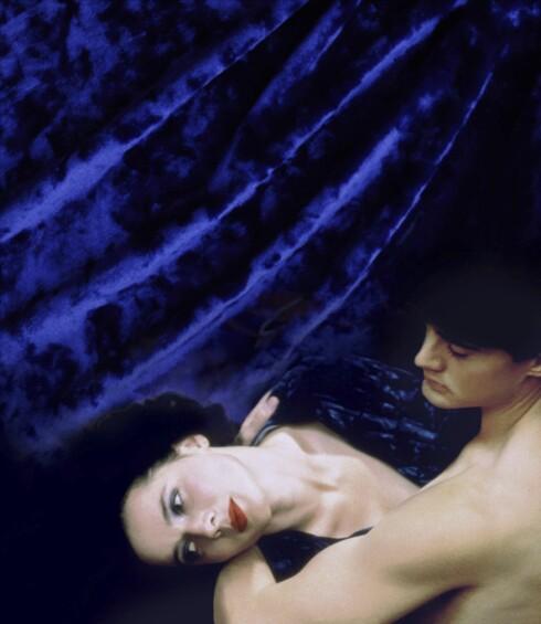 IGJENNOMBRUDD: Isabella slo igjennom som skuespiller med et brak i rollen som nattklubbvertinne iDavid Lynch' kultfilm «Blue Velvet» fra 1986. Hun og Lynch hadde også et forhold. Foto: NTB scanpix