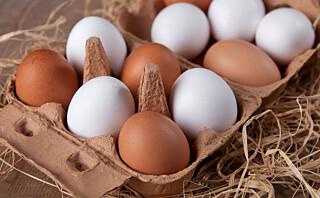 Hvor mange egg er det egentlig greit å spise i løpet av en dag?