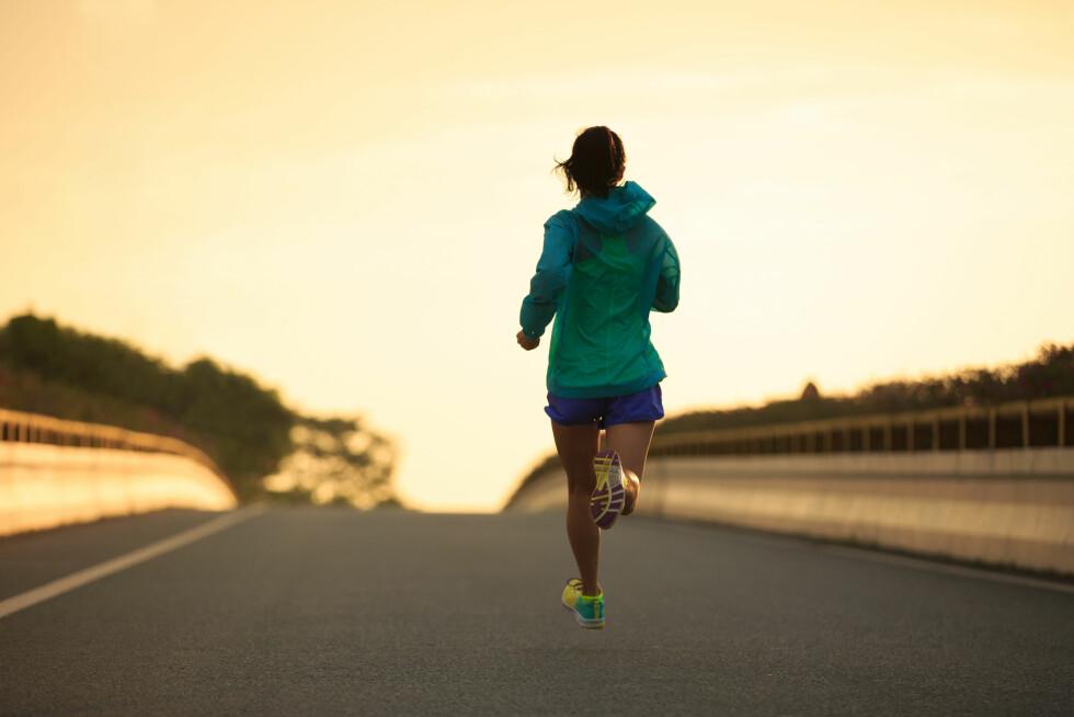 UENIGHETER: Ekspertene er uenig om det er mer gunstig å trene om morgenen vs. ettermiddagen. De er derimot enige om at det er intensiteten på treningen som avgjør hvor mye du forbrenner.  Foto: Shutterstock / lzf