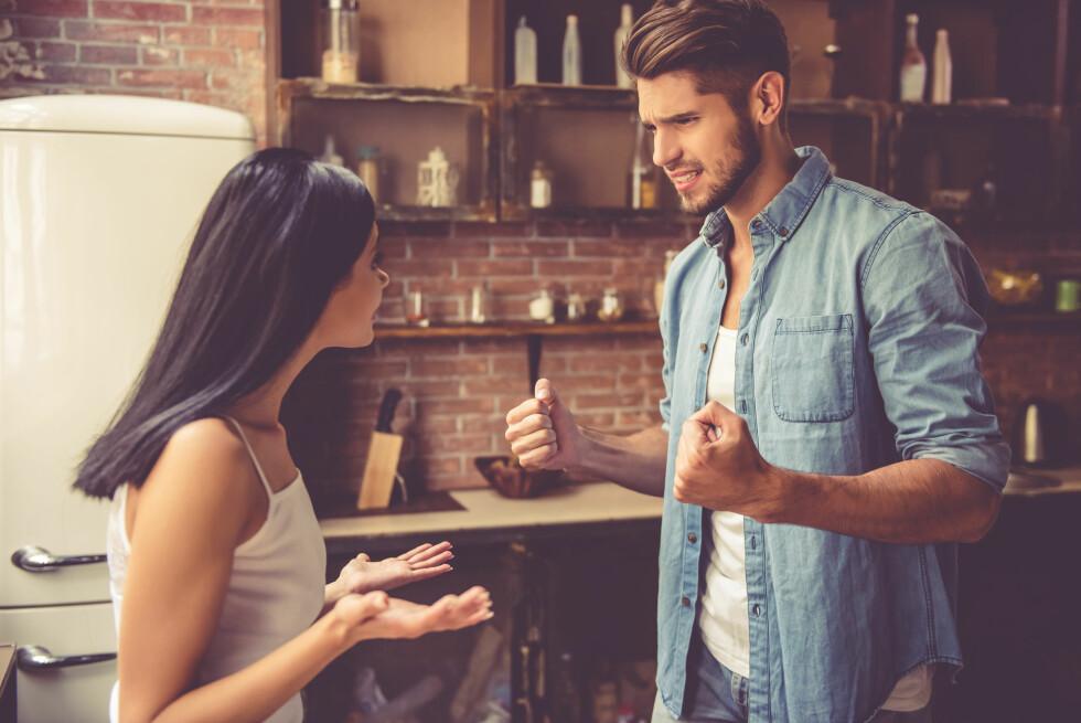 SAMLIVSPROBLEMER: Menn må ta mer ansvar for et lykkelig samliv hevder samlivseksperter. Foto: Shutterstock / George Rudy