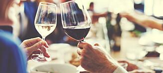 Vin og øl - blir det egentlig krøll?
