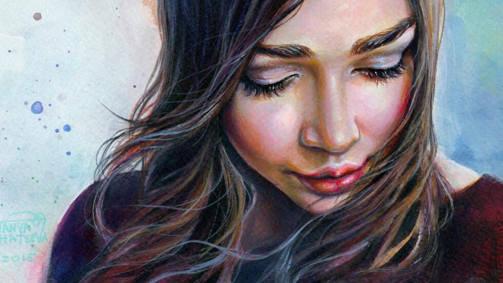 ISOLERER SEG: - Vi vet at deprimerte har lett for å isolere seg, og det er mange grunner til det. De har dårligere selvtillitt, og opplever at sosial kontakt gir lite glede, sier ekspert.  Foto: Shutterstock / Tanya Shatseva