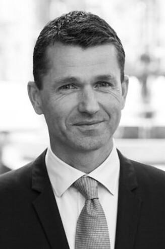 LITE RASJONELL: Senioradvokat Andreas Poulsson forklarer at folk ofte ikke klarer å være rasjonelle i en skilsmisse-situasjon.  Foto: Codex Advokater