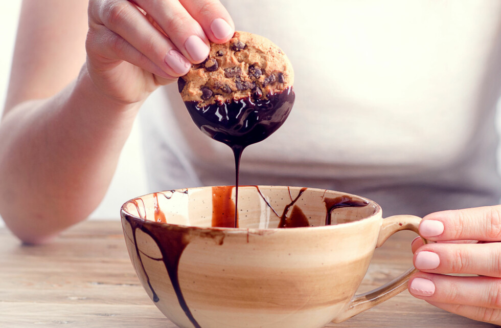 UIMOTSTÅELIG: Søtt, salt og fett kan være svært godt hver for seg, men sammen blir det uimotståelig. Foto: Shutterstock / bitt24