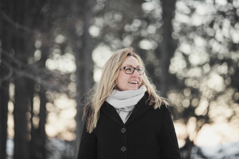 ET GODT LIV: – Nå ønsker jeg å formidle håp om at det går an å leve godt med den sårbarheten livet kan gi, sier Marianne Kristiansdatter. Foto: Nadia Norskott