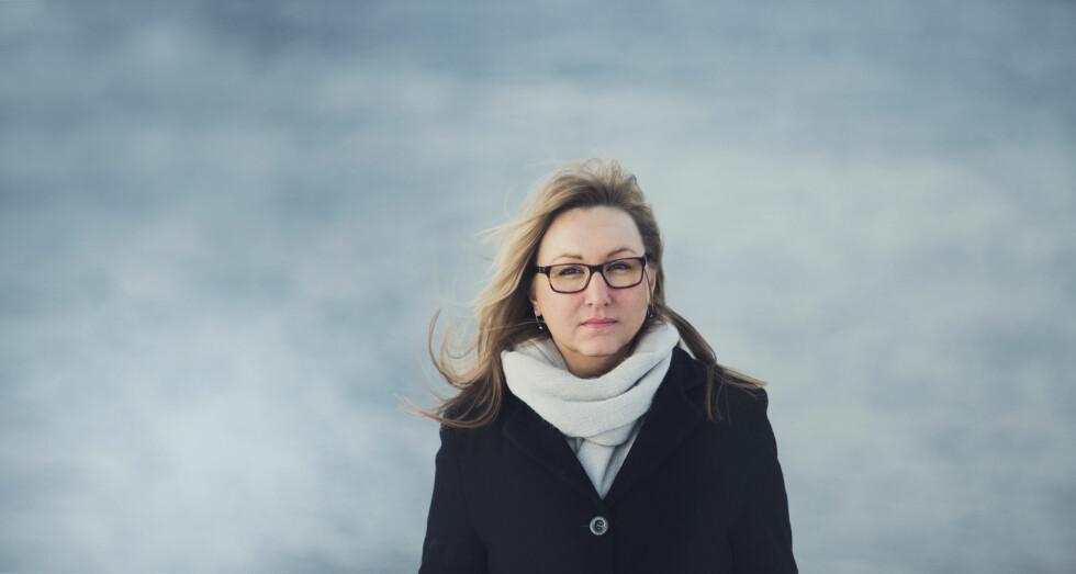 FYSISKE TEGN: – Da jeg var i 20-årene, spurte legen min meg direkte om jeg hadde vært utsatt for overgrep, forteller Marianne Kristiansdatter. Foto: Nadia Norskott