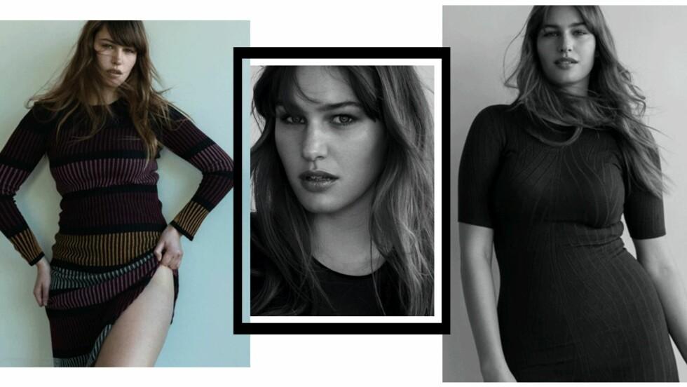 MALENE RIIS SØRENSEN: Den danske jenta kom på andre plass i fjorårets formfulle utgave av Top Model Skandinavia. Foto: Le Management