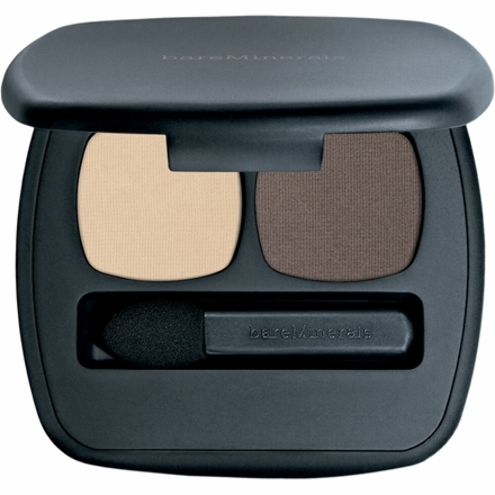 Øyenskygge fra BareMinerals via Nordicfeel.no | kr 269 | https://track.adtraction.com/t/t?a=997224614&as=1115634940&t=2&tk=1&url=https://www.nordicfeel.no/make-up/oeyne/oyenskygge/bareminerals-ready-eyeshadow-duo-2-0-17443