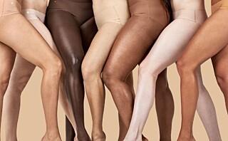 7 merker med flere nyanser av «nude»