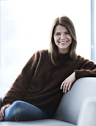 <strong>GLAD I ALENETID:</strong> Christine Otterstad er mental trener og forfatter, og setter stor pris på tid tilbragt i eget selskap.