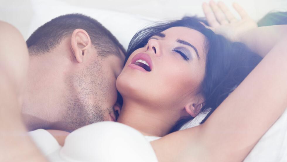 FAKE ORGASME: Det er en kjent sak at flere kvinner «faker» orgasme. Men gjelder det bare oss kvinner?  Foto: Shutterstock / Lucky Business
