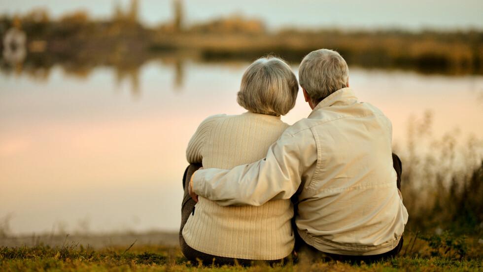 DEMENS: En sunn livsstil kan forebygge demens. Foto: Scanpix