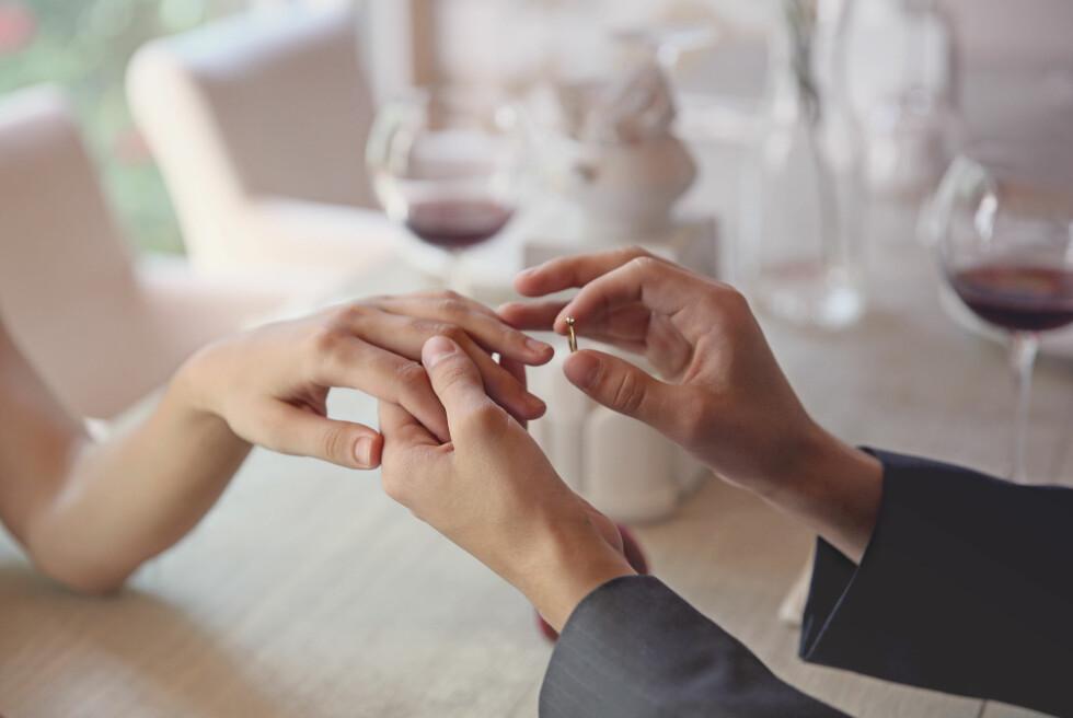 EKTESKAP: Det kan riktignok være en rekke økonomiske fordeler ved å være gift, men det er ikke dermed sagt at det er det riktige valget for alle. Foto: Shutterstock / Africa Studio