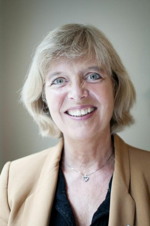 ØKONOMIEKSPERT: Agnes Bergo, daglig leder i rådgivingsselskapet Pengedoktoren AS. Foto: Foto: Kristine Nyborg