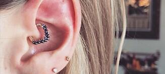 Du vet kanskje ikke hva en daith piercing er, men du vil helt sikkert ha en!