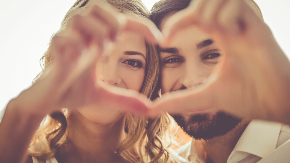 PARFORHOLD: Å være forelsket er ikke bevis nok på at dere er perfekt for hverandre. Foto: Shutterstock / George Rudy
