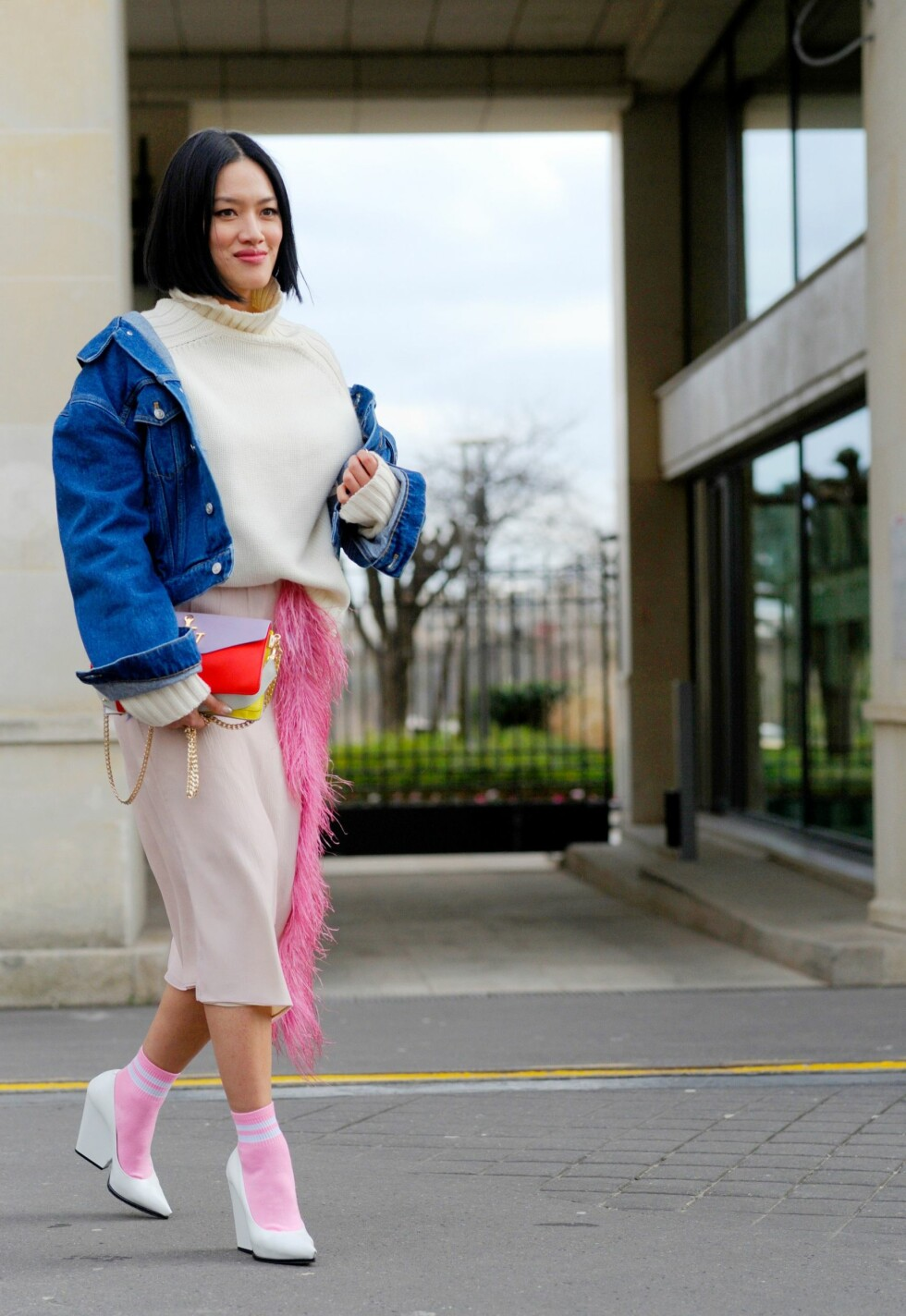 Tiffany Hsu Foto: Rex Features