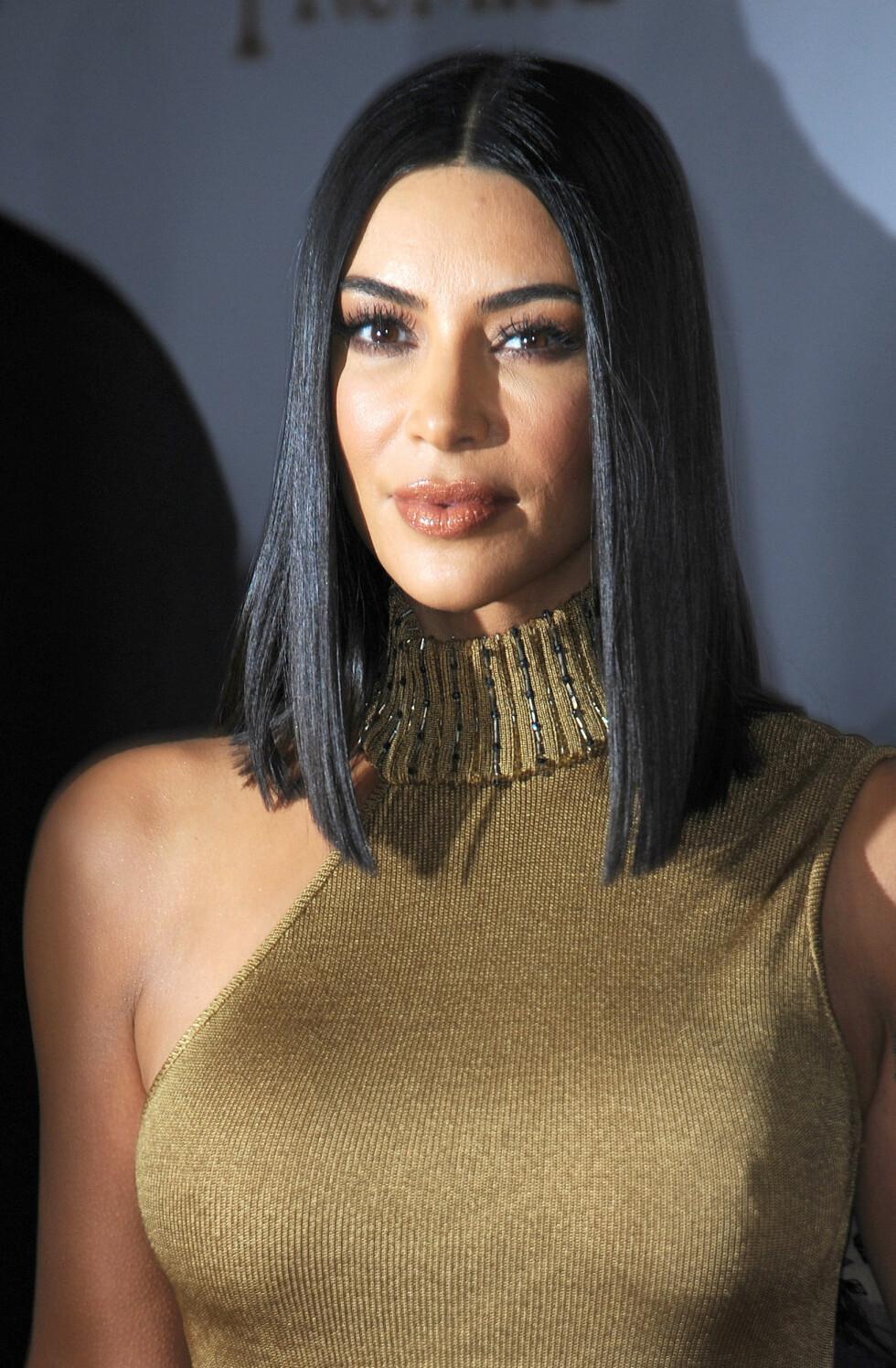 Kim Kardashian Foto: Pa Photos