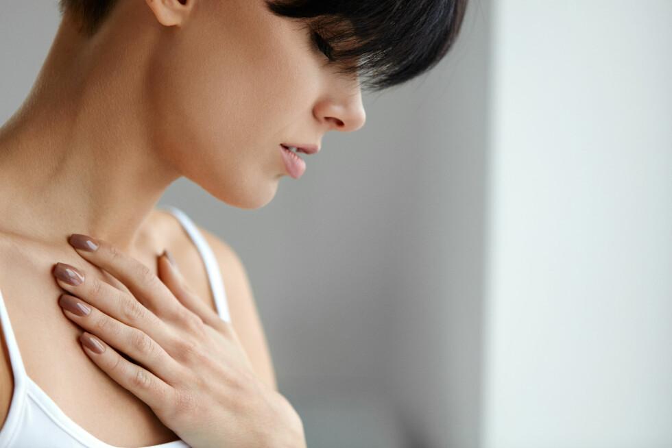 RO NED PUSTEN: Ikke forsøk å puste rolig inn, trekk heller pusten rett ned i magen og pust rolig ut. Foto: Shutterstock / puhhha