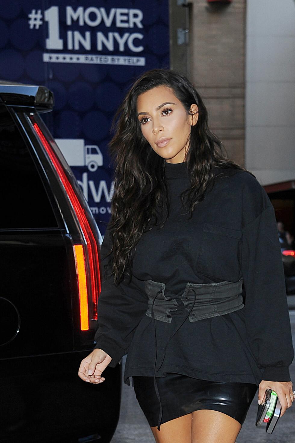 Kim Kardashian Foto: Splash News