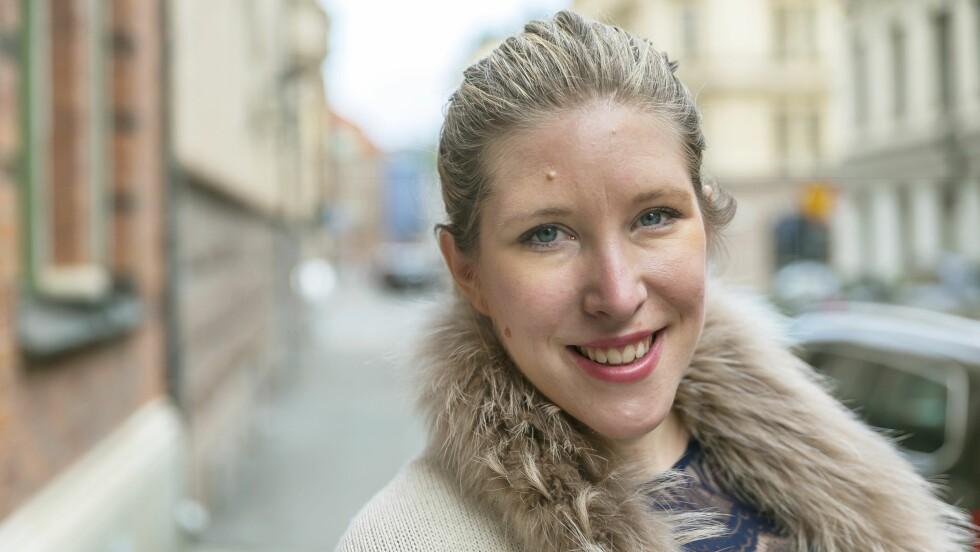 CYSTENYRER: Johanna lever bra til tross for den alvorlige diagnose. Foto: All Over Press/Gustav Grall