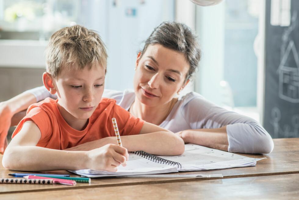 VANSKELIG: Barn med ADHD kan ha vanskeligheter med å tilpasse deg de kravene som stilles, og for noen er det vanskeligere enn for andre. Foto: Shutterstock / Jack Frog