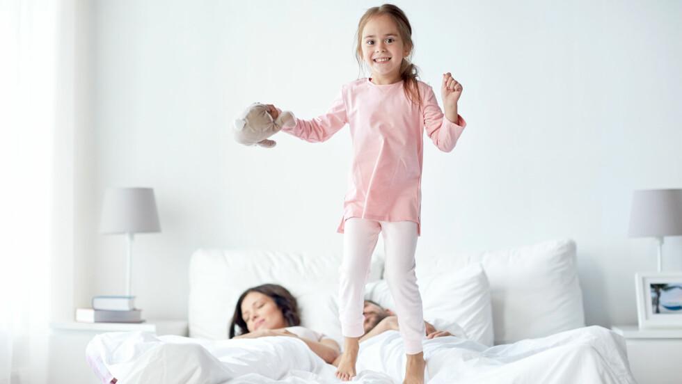 ADHD: De fleste forstår at ADHD ikke bare er et resultat av dårlig oppdragelse. Og nå kan ny forskning bekrefte at det er en nevrologisk lidelse. Foto: Shutterstock / Syda Productions